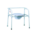 X-WIDE STEEL COMMODE