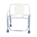 BARIATRIC WHEELED COMMODE/
