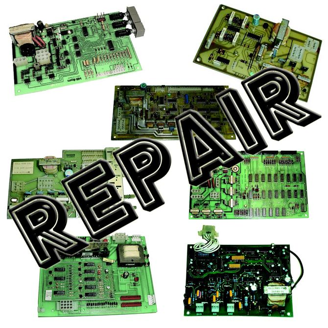Printed Circuit Board Repair - AL-48646R - ALCO Sales & Service Co