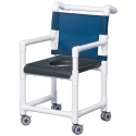 "38""H OPEN FRONT SHOWER CHAIR"
