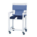 "41""H OPEN FRONT SHOWER CHAIR"