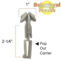 POP-OUT CURTAIN CARRIER