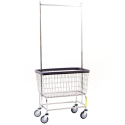 LARGE CAPACITY LAUNDRY CART