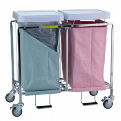 EASY ACCESS DOUBLE HAMPER
