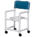 "38"" SHOWER CHAIR;17"" CLEARANCE"
