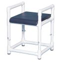 SHOWER BENCH, DELUXE SOFT SEAT