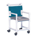 DELUXE SHOWER CHAIR W/O PAIL