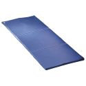 FLOOR CUSHION, TRI-FOLD (NAVY)