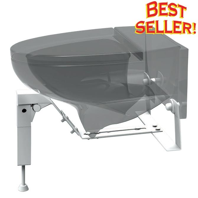 Universal Toilet Seat Support - AL-66049 - ALCO Sales & Service Co.