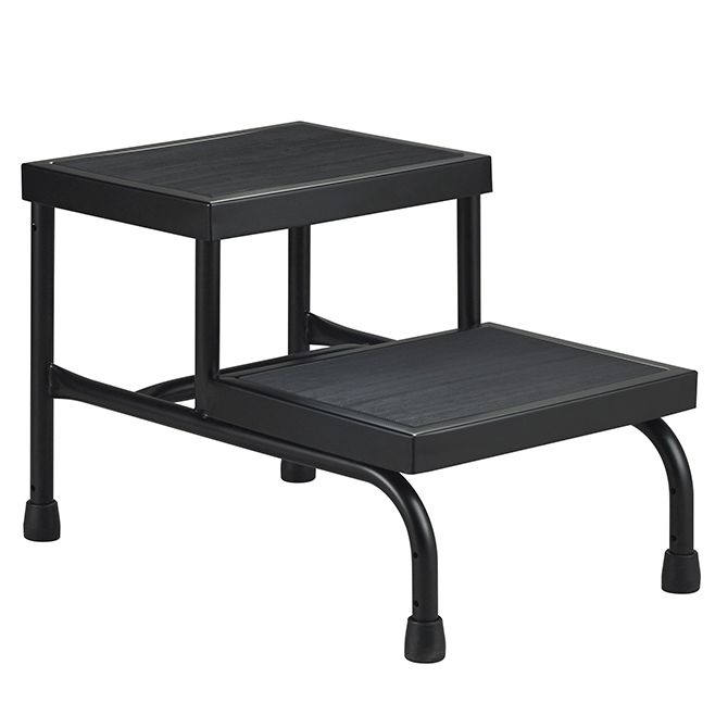 Terrific Two Step Step Stool Al 68154 Alco Sales Service Co Ocoug Best Dining Table And Chair Ideas Images Ocougorg