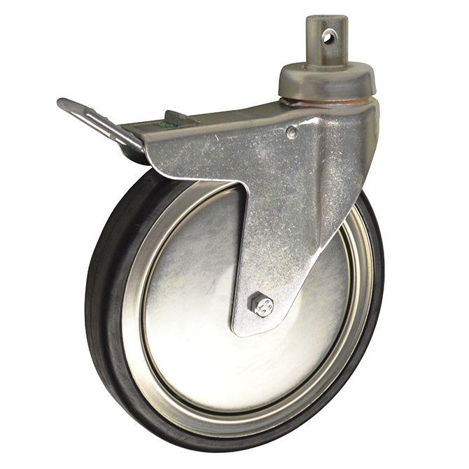 8 Swivel Lock Caster Al 69085 Alco Sales Amp Service Co