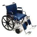 "20"" SOLID SEAT WHEELCHAIR"