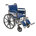 ALCO Comfort Classic™ Solid Seat Wheelchairs