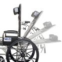 ALCO Classic™ Recliner Wheelchairs