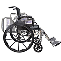 ALCO Classic™ 300 Flip-Back Arm Wheelchairs