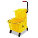 2-PC MOPPING COMBO - YELLOW