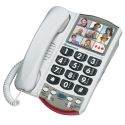 AMPLIFIED TELEPHONE W/