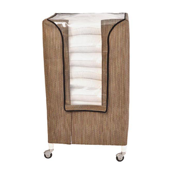 pillow storage cart al 77686 alco sales service co