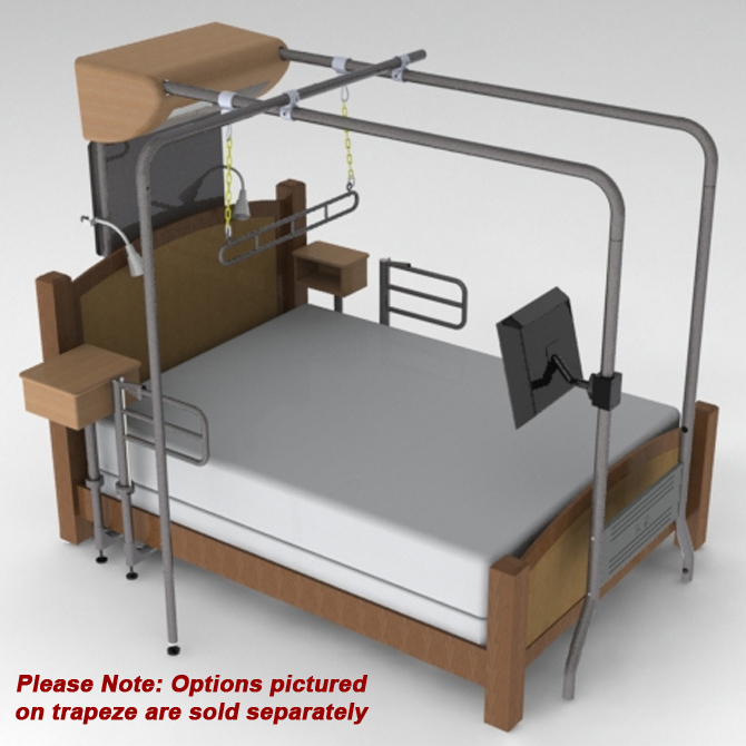 friendly bed trapeze - al-78958 - alco sales & service co.