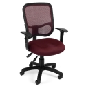 COMFORT TASK CHAIR-W/ ARMS
