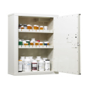 MEDICAL WALL CABINET W/