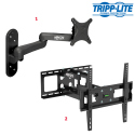SWIVEL TILT WALL MOUNT FOR