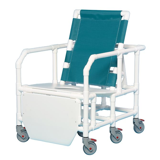 Bariatric Reclining Shower Chair Al 84806 Alco Sales