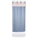 SECURE SHOWER CURTAIN, FLAME,