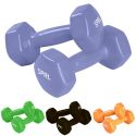 DELUXE VINYL DUMBBELLS (PAIR)