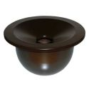 ASHTRAY, SABLE COLOR FOR