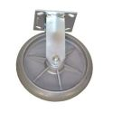 "8"" RIGID PLATE CASTER FOR"