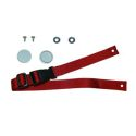 SAFETY STRAP KIT W/ HARDWARE