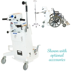 WHEELCHAIR MOVER POWER-ASSIST