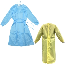 ISOLATION GOWN - ONE SIZE FITS