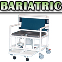 Bariatric Commodes & Shower Chairs