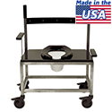 Made in the USA Commodes