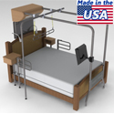 Made in the USA Trapezes