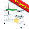 CLEARANCE! Shelving