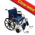 CLEARANCE! Wheelchairs
