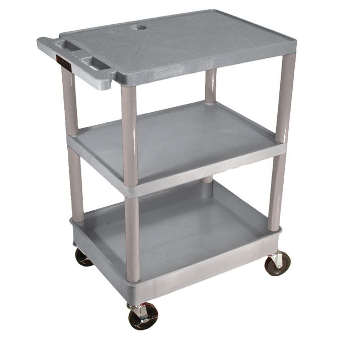 HEAVY DUTY UTILITY CART W/